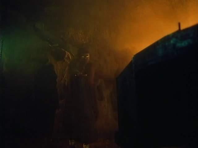 Purana Mandir Horror Movie Scary Scene