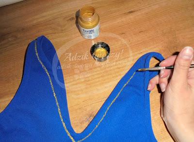 Jak ozdobić sukienke