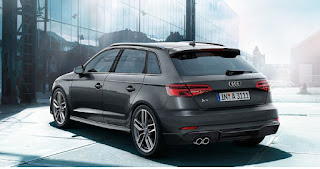 nuova audi a3 2016 restyling posteriore