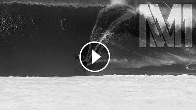 Maverick Moments in 4K Against the Grain Brad Domke Board Transfer Puerto Escondido May 2015