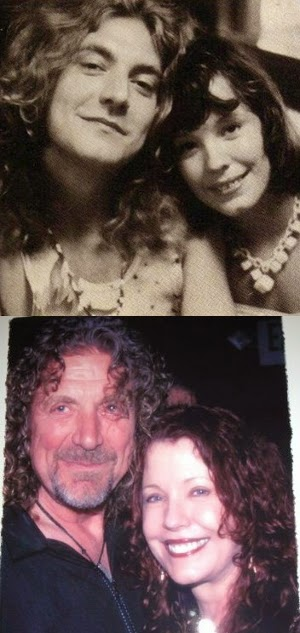 robert plant and maureen wilson relationship