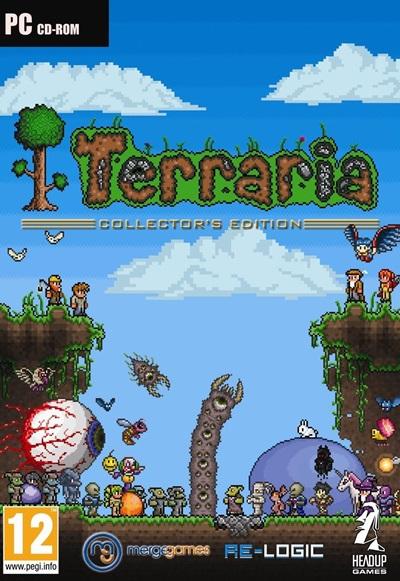โหลดเกมส์ไฟล์เล็ก Terraria