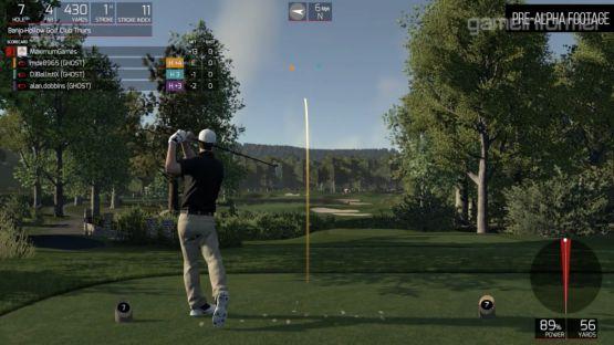 The Golf Club 2 screenshot 3