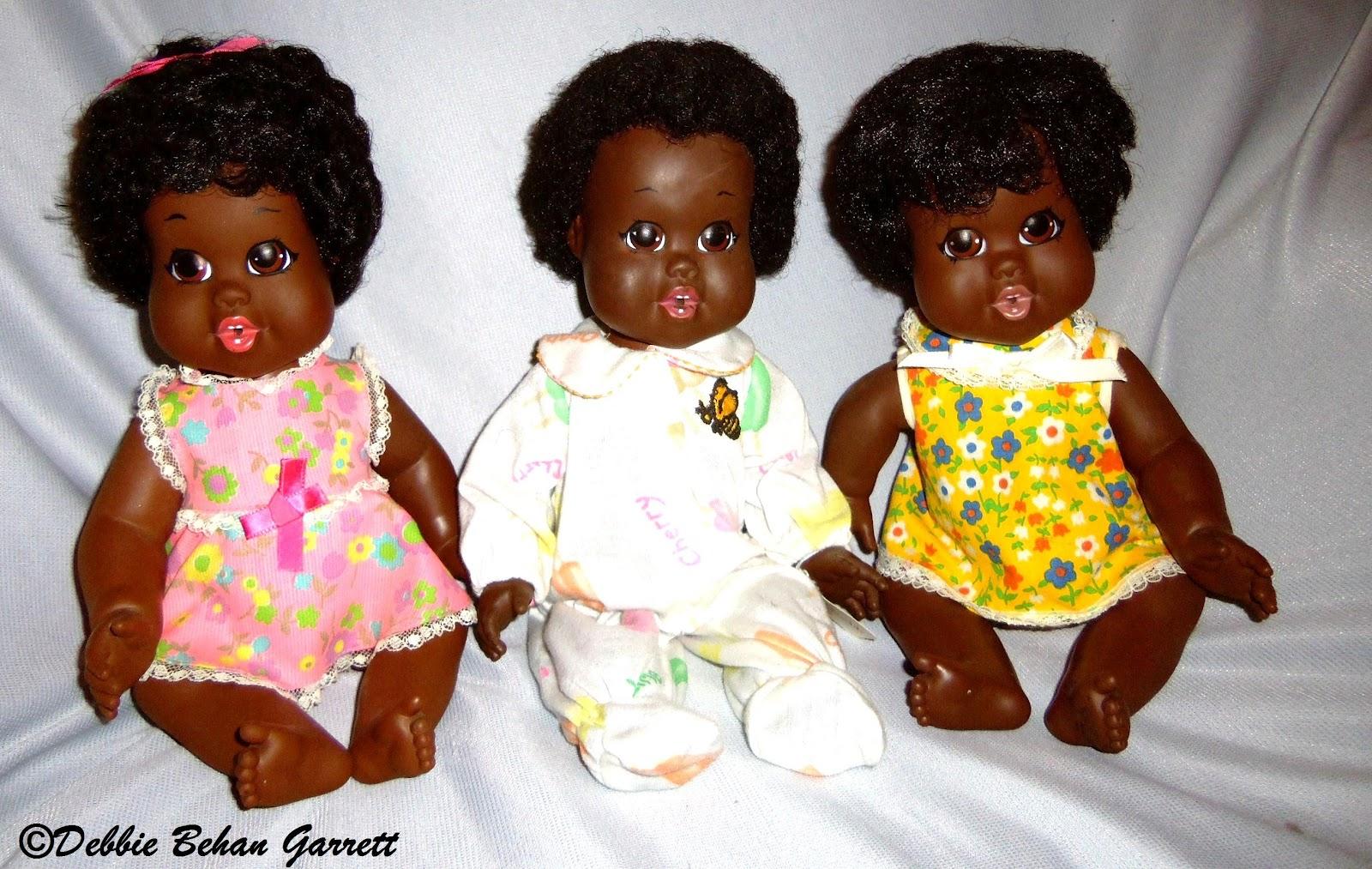 Black Doll Collecting Baby Nancy Shindana S First Doll