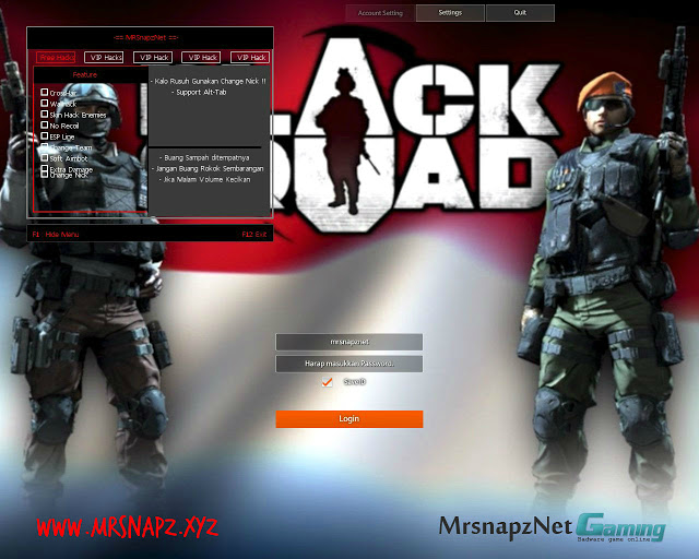 download cheat wallhack black squad