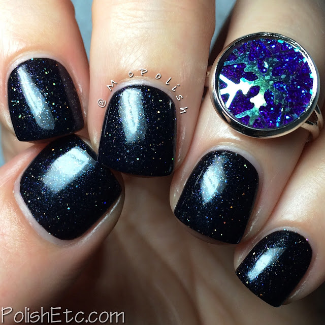 Ellagee - Winter is Coming - McPolish - Now my Watch Begins