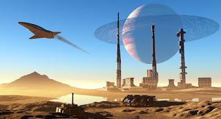 غزو الفضاء