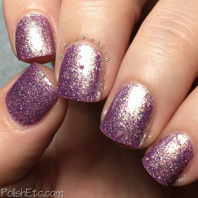 GlitterDaze - Escape to Paradise Collection - McPolish - Staycay