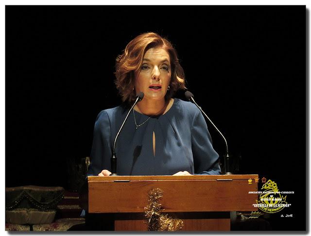 María del Carmen Martín Barbero, Pregonera año 2018