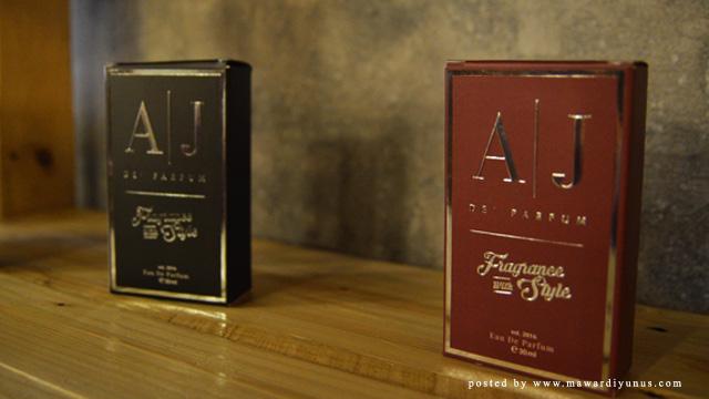 AJ De' Parfum