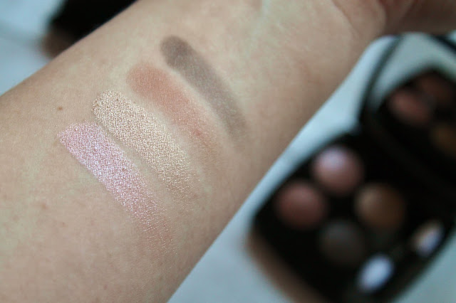 Chanel Les 4 Ombres Codes Subtils Review and Swatches