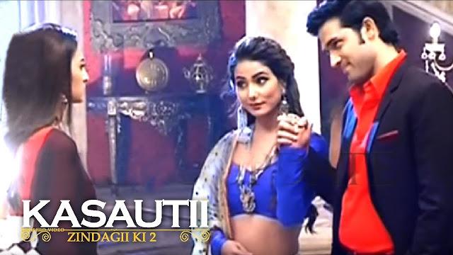 Big Twist : Anurag dump Prerna gets married to Komolika happily in Kasauti Zindagi Kay