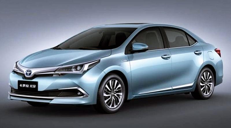 2019 Toyota Corolla S Plus Configurations