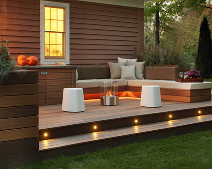 deck and patio ideas for small backyards on a budget 6