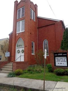 United Methodist Church, Bolivar