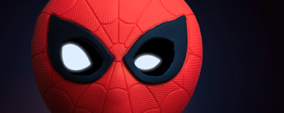 spider-man eyes