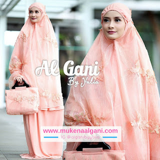 41 Dokter barbie Tika  cantik wearing Mukena Najwa super duper Best Seller 😍