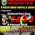 Iklan HPN 2019, Paguyuban Kepala Desa Kecamatan Tulis