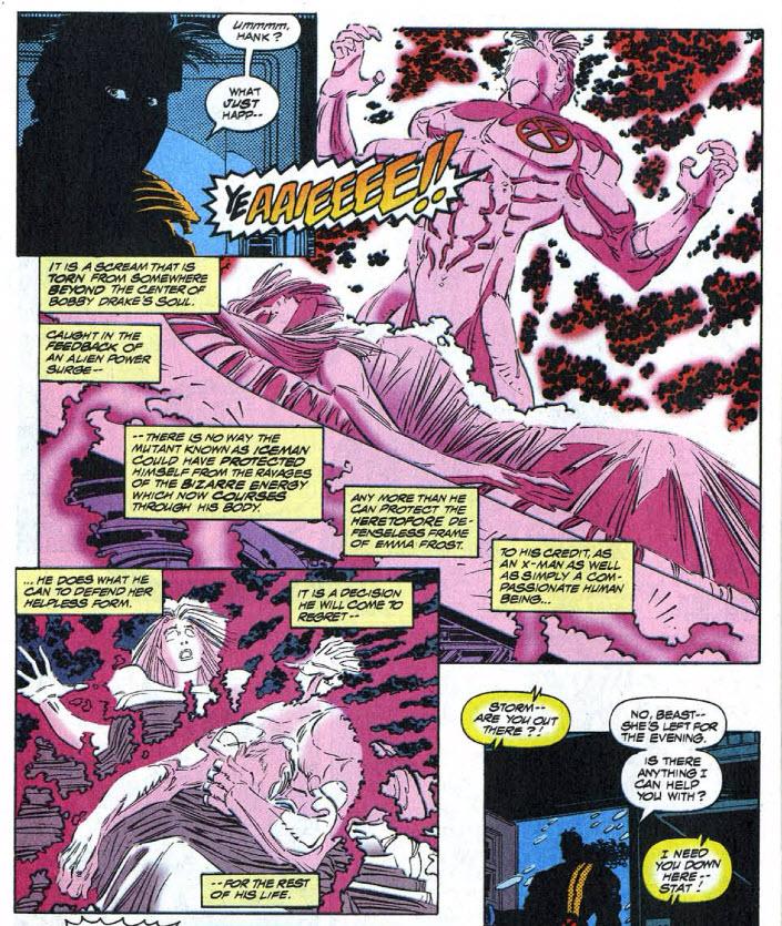 Gentlemen of Leisure: X-amining Uncanny X-Men #311