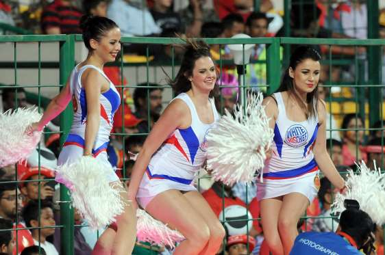 beautiful cheerleaders girls