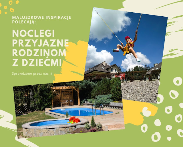 Hotele i pensjonaty przyjazne rodzinom z dziećmi na południu Polski