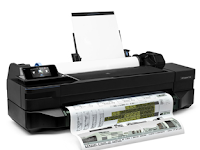 HP DesignJet T120 ePrinter Driver Free Download and Review