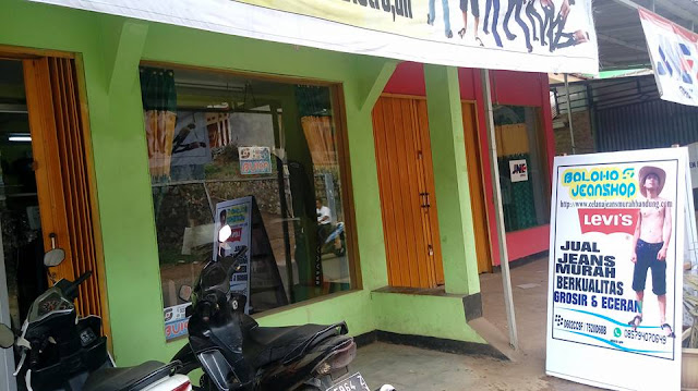 tempat grosir  jeans di Tangerang