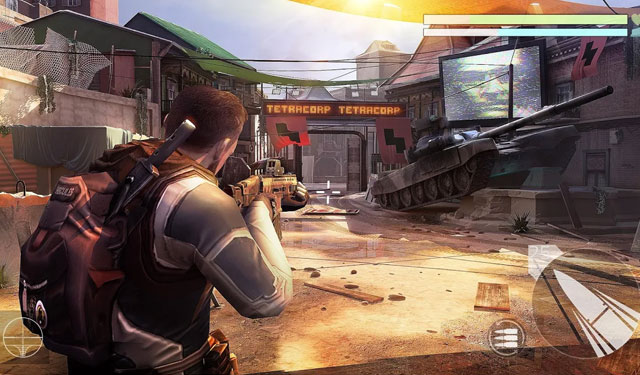 Cover Fire Shooting Games Game Offline Android Terbaik 2020