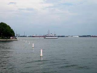 Toronto Islands Ferry.