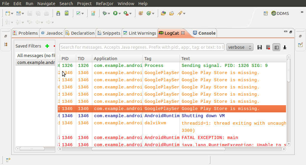 Android-er: !!!updated - Google Play services is not