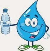 Gota de agua que anima a beber