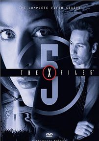Los Expedientes Secretos X Temporada 5