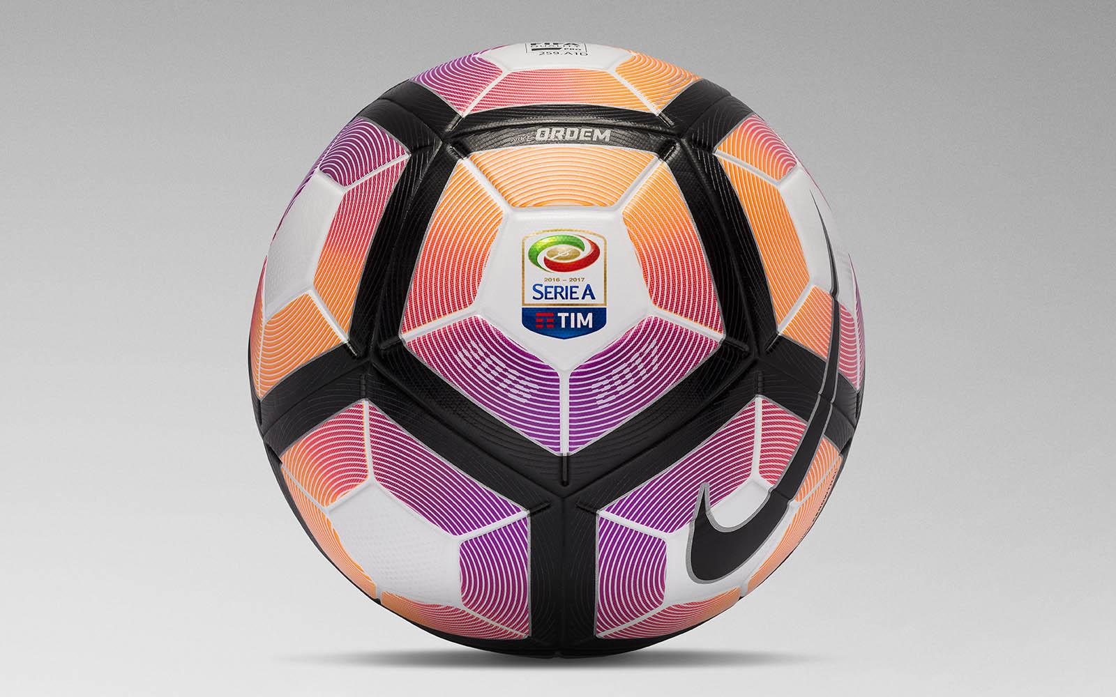 nike serie a 2016 2017 ball released footy headlines. Black Bedroom Furniture Sets. Home Design Ideas