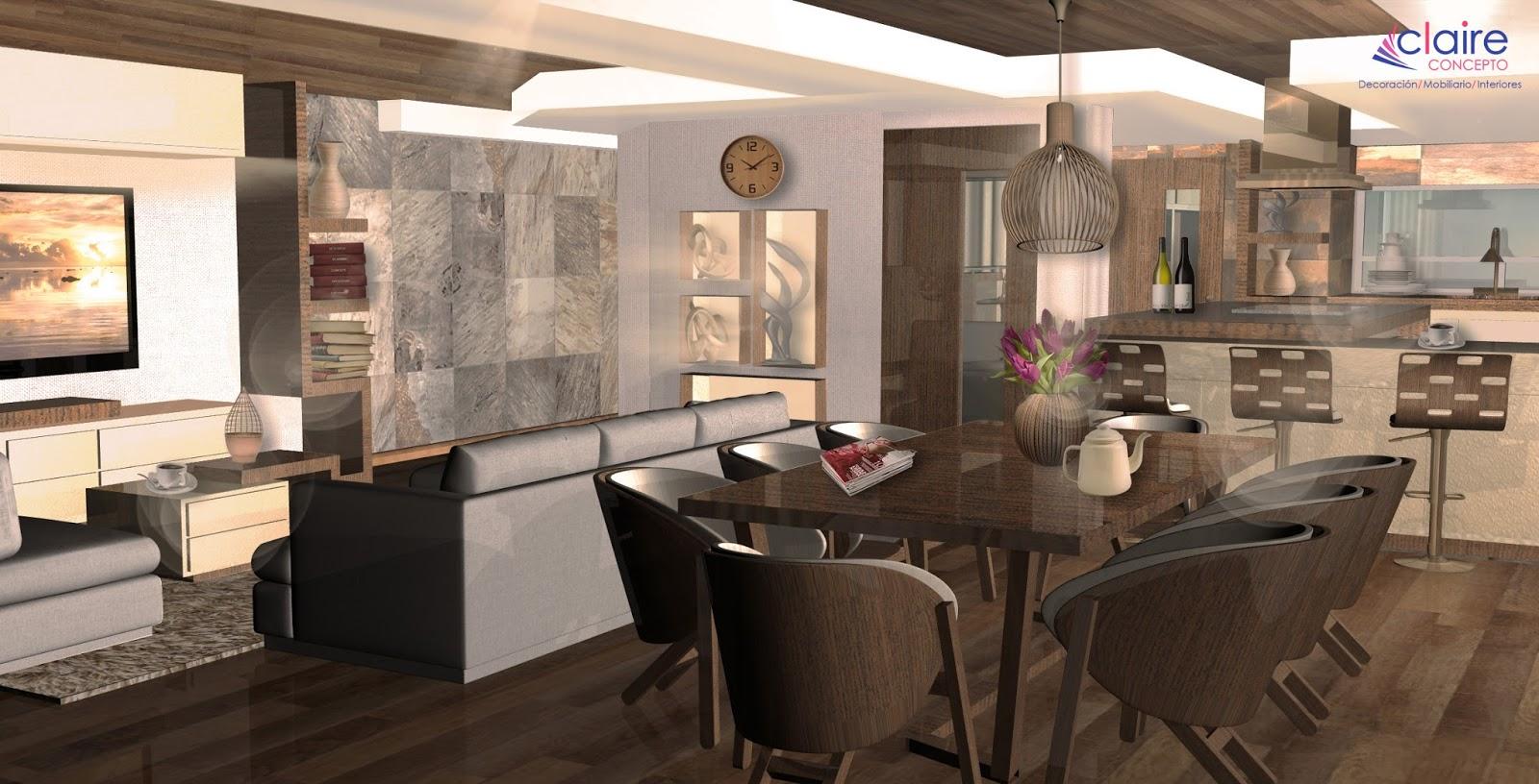 Decoraci n de interiores casas peque as interlomas for Paginas de decoracion de interiores de casas