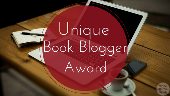 Unique Book Blogger Award