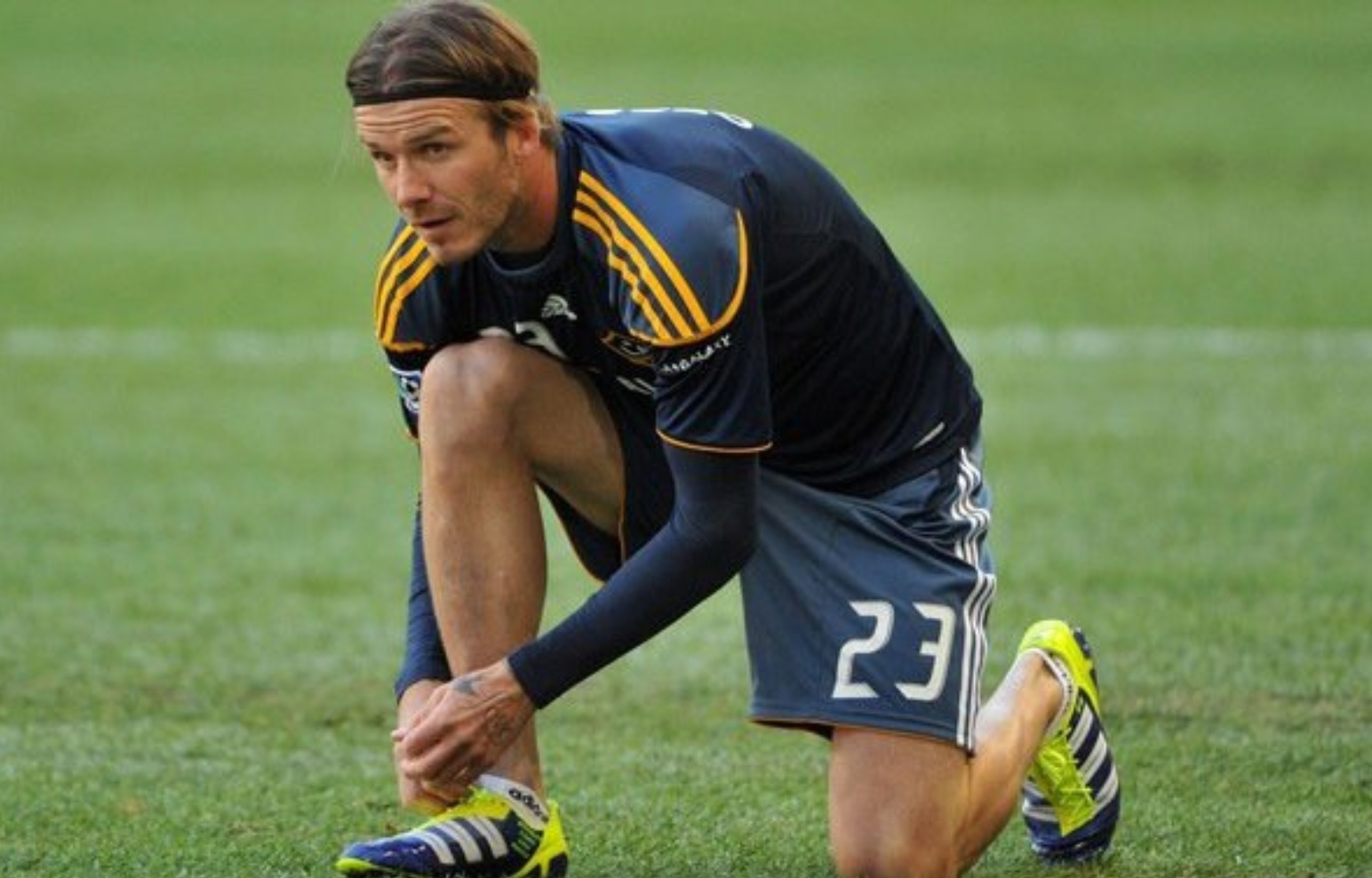 Beckham legs insured for biggest money policy