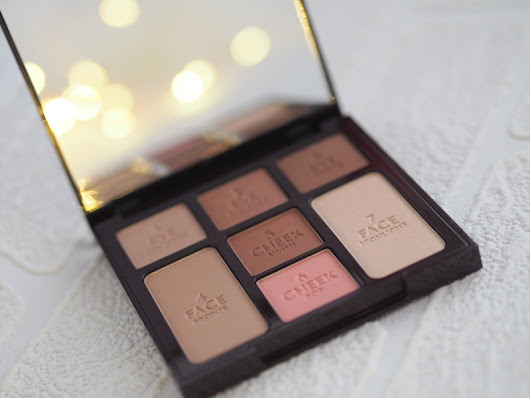 Charlotte Tilbury Instant Look in a Palette - Beauty Glow review, photos, swatches!