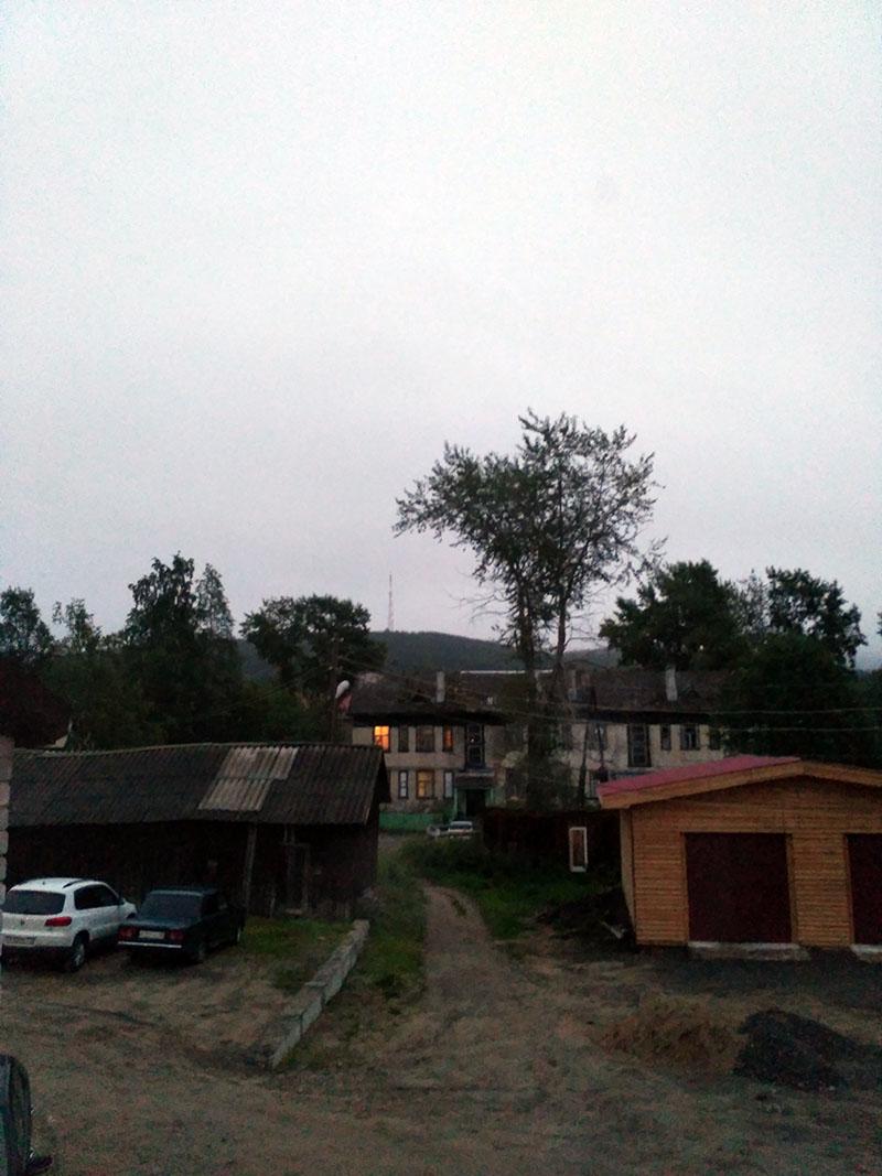 кандалакша полярный день