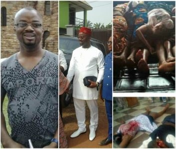 The Drug Baron that stirred Anambra Church Killing