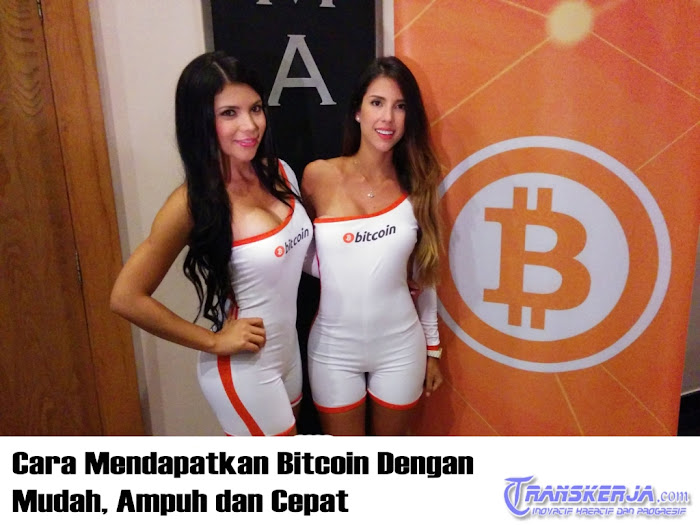 Cara Mendapatkan Bitcoin Dengan Mudah, Ampuh dan Cepat
