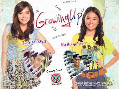 Growing Up ABS-CBN
