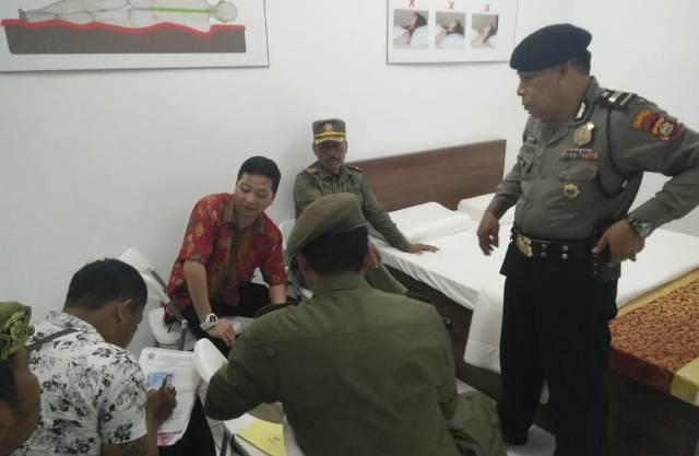 TNI-Polri Sidak Toko Mafia Tiongkok di Bali, Hasilnya Mengejutkan