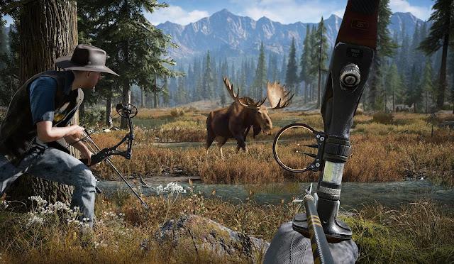 من هي افضل نسخة للعبة Far Cry 5 ؟ لنشاهد مقارنة الرسومات على الأجهزة المنزلية