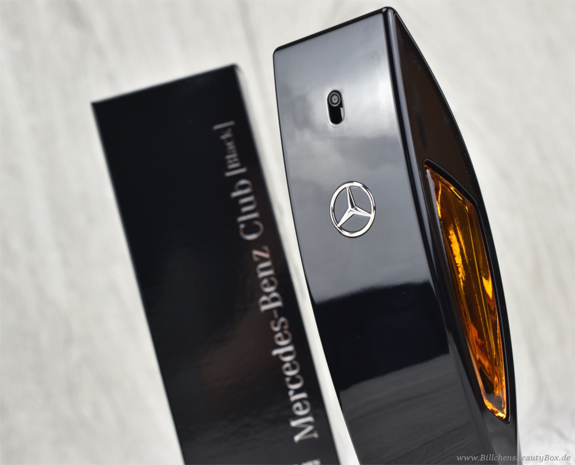 beautypress News Box Oktober 2017 -  Mercedes-Benz Club [Black] EdT