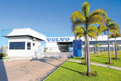 Concessionária de pesado Volvo sob nova direção