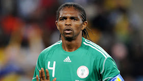 Kanu Named Alongside Pele And Ronaldo Da Lima As World Legends