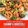 Skinny Sriracha Shrimp and Broccoli