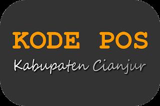 Kode Pos Kabupaten Cianjur