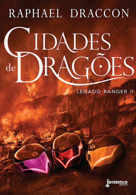 Cidades de dragões Raphael Draccon
