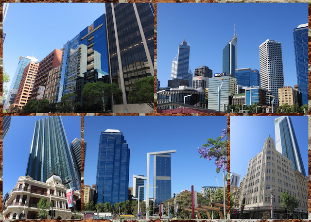 What to see in Perth - Central Business District (CBD)